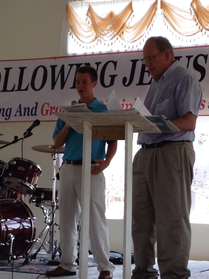 Belize 2014: A Journey in Discipleship