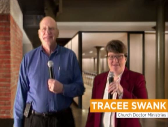 Tracee Swank and Kent Hunter share how Church Doctor Ministries Multiplies Hope:  Year End Video Update