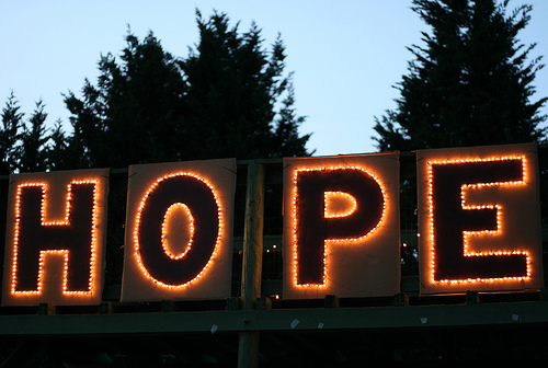 Hopelessness is a catalyst for interest in God: The Power of Hope