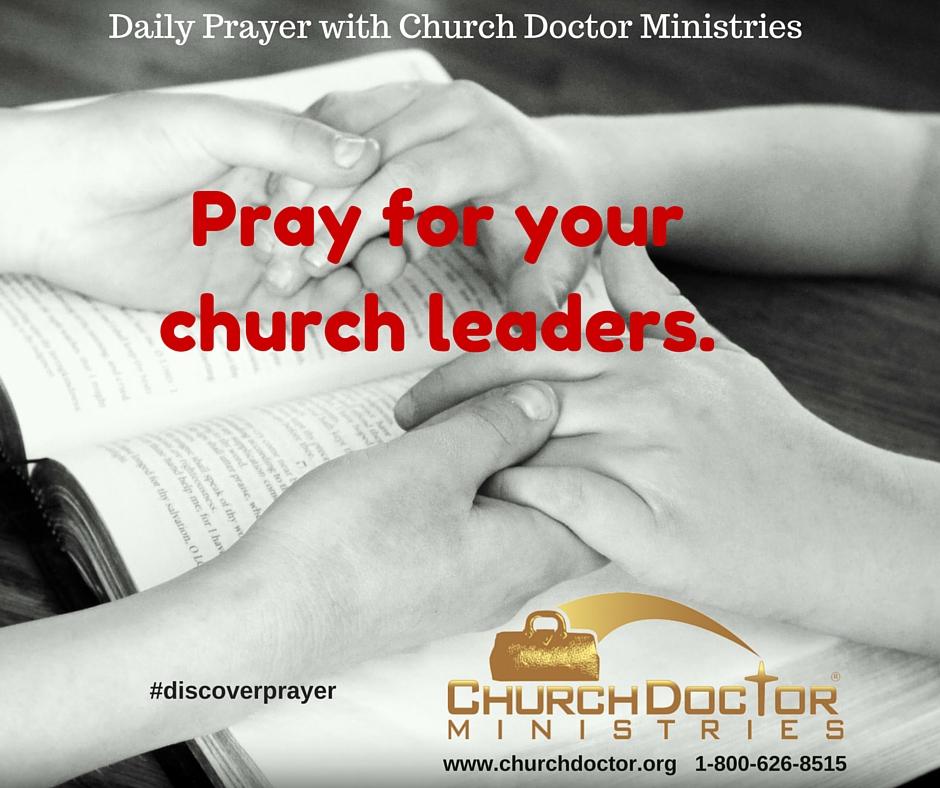 Daily Prayer — February 24, 2016