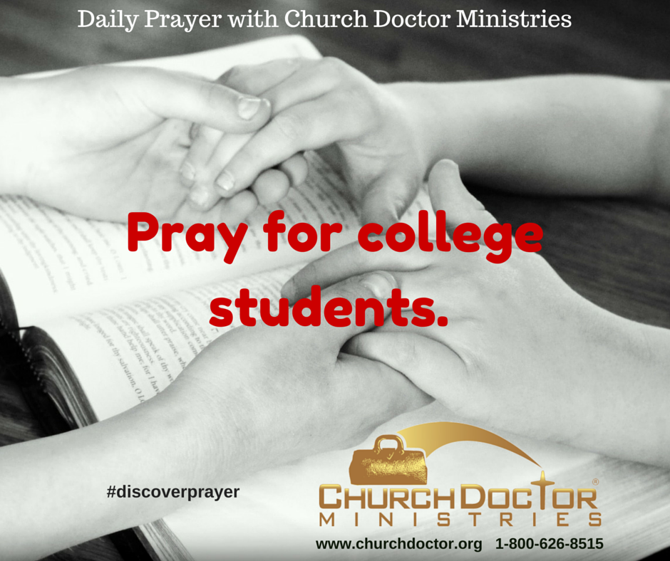 Daily Prayer — March 22, 2016