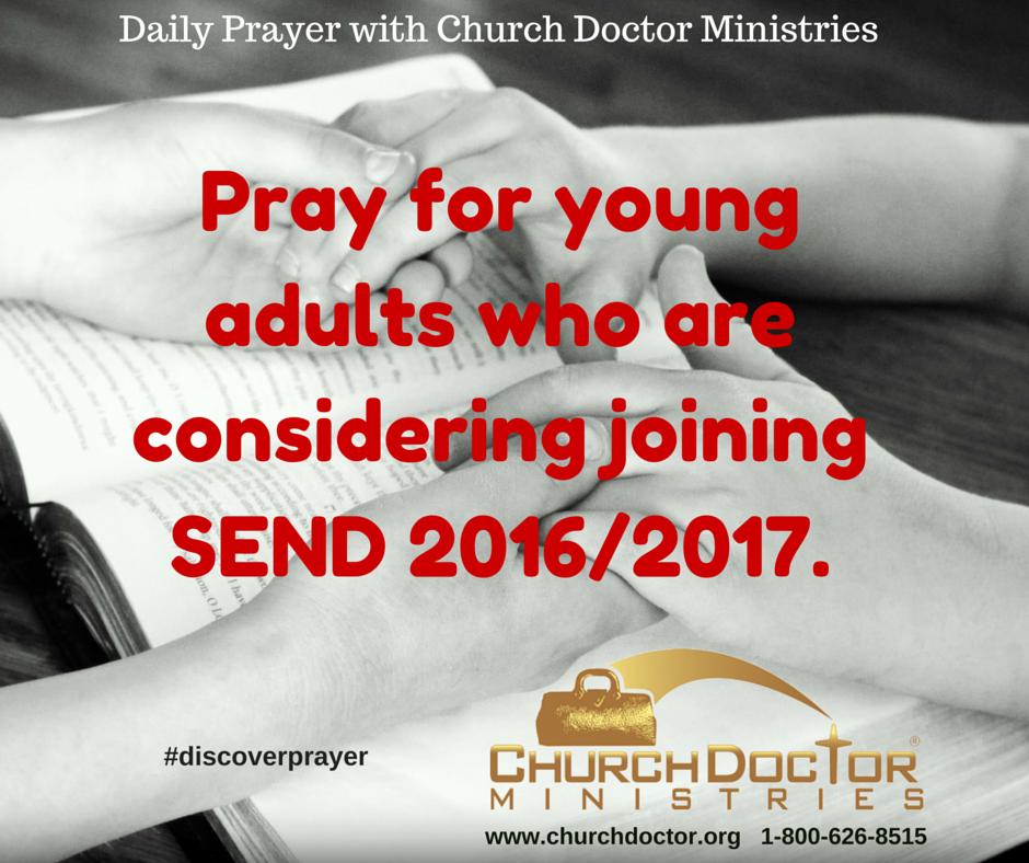 Daily Prayer – April 12, 2016