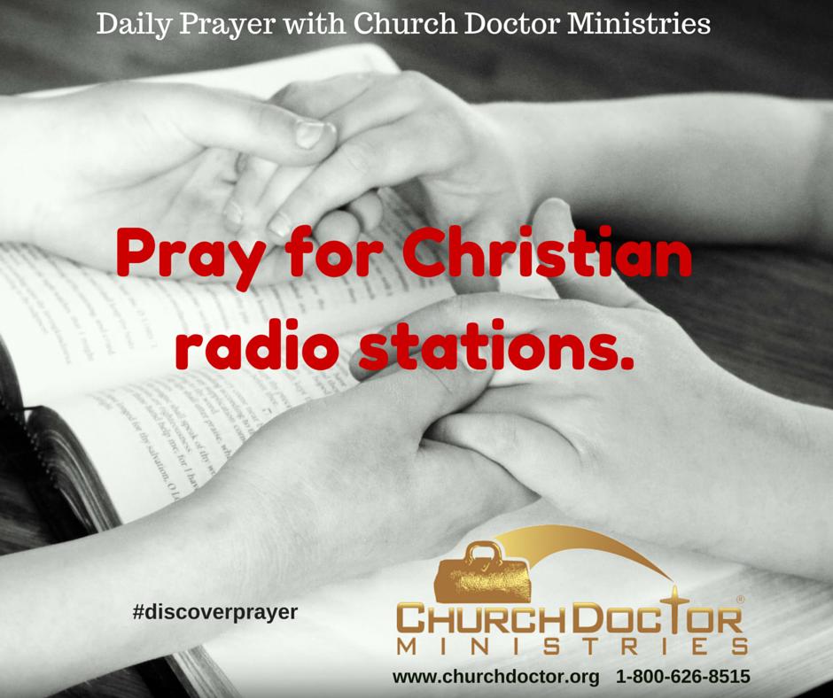 Daily Prayer — April 19, 2016