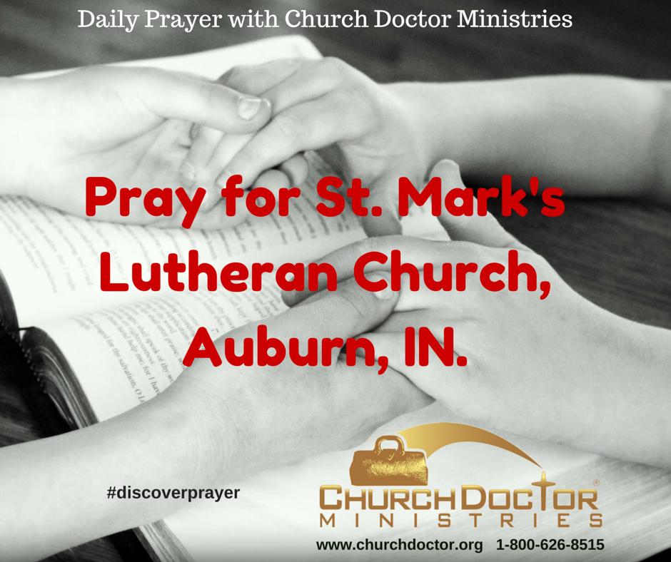 Daily Prayer — April 23, 2016