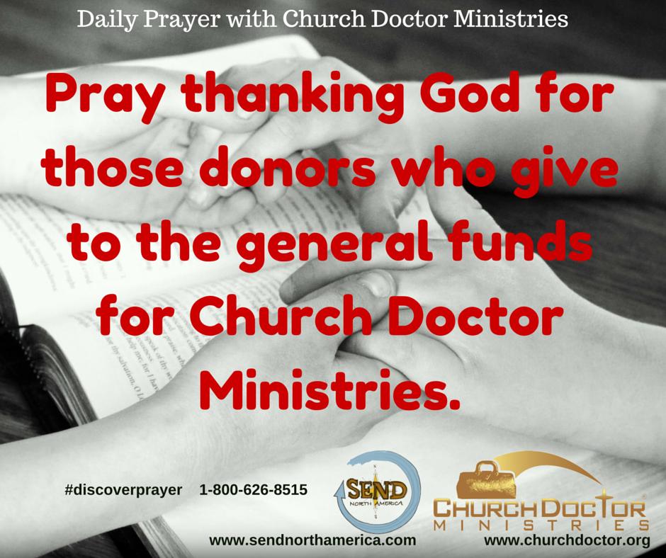 Daily Prayer — May 15, 2016