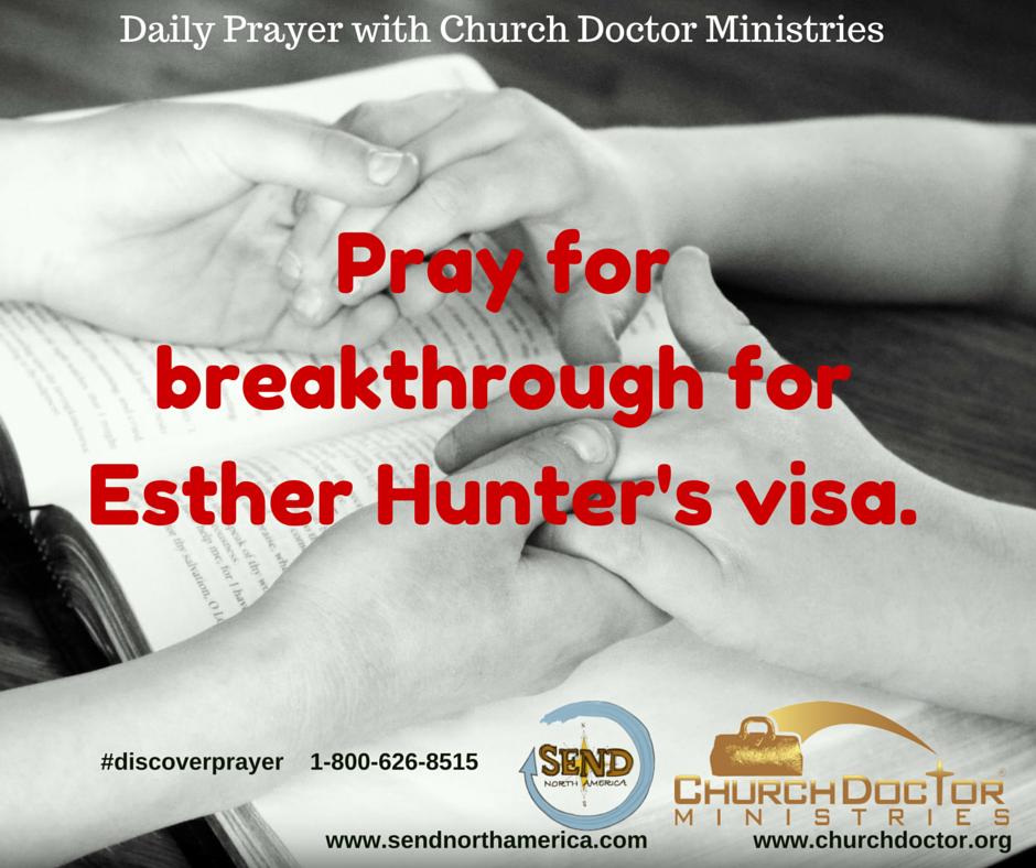 Daily Prayer — May 16, 2016
