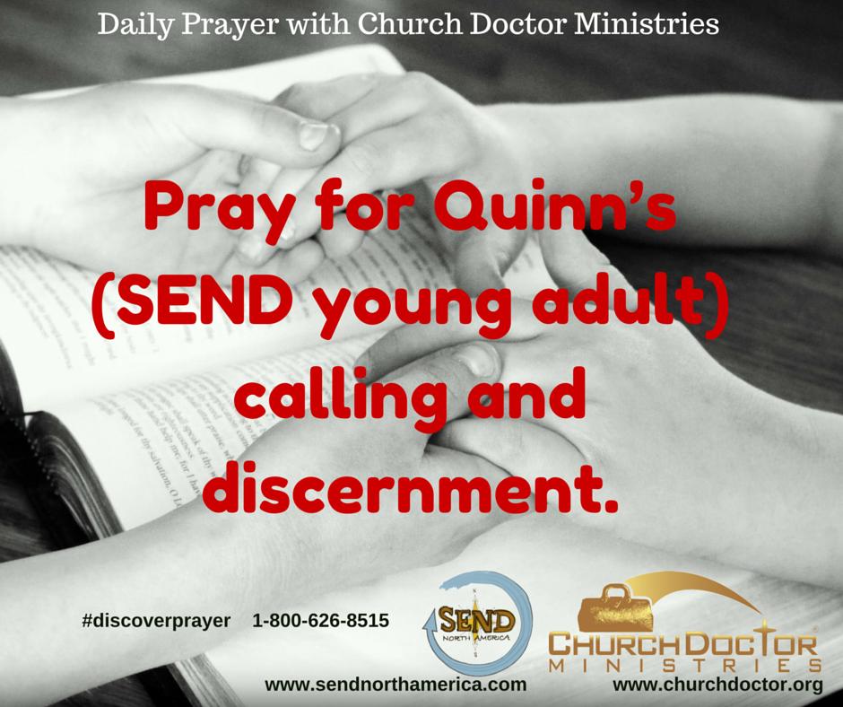 Daily Prayer — May 17, 2016