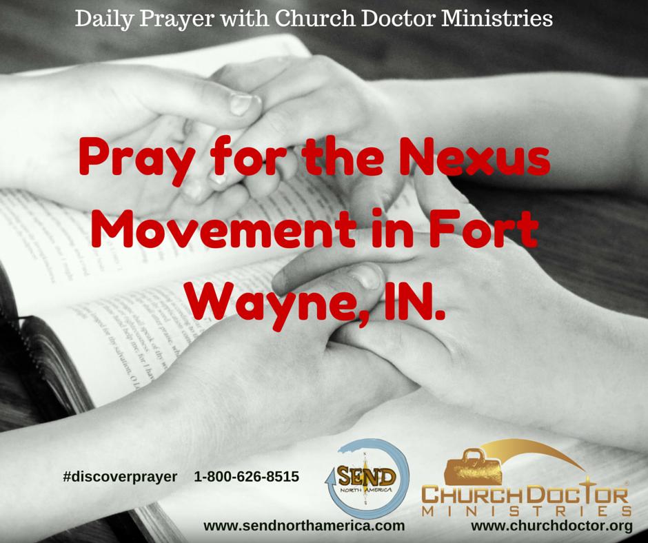 Daily Prayer — May 20, 2016