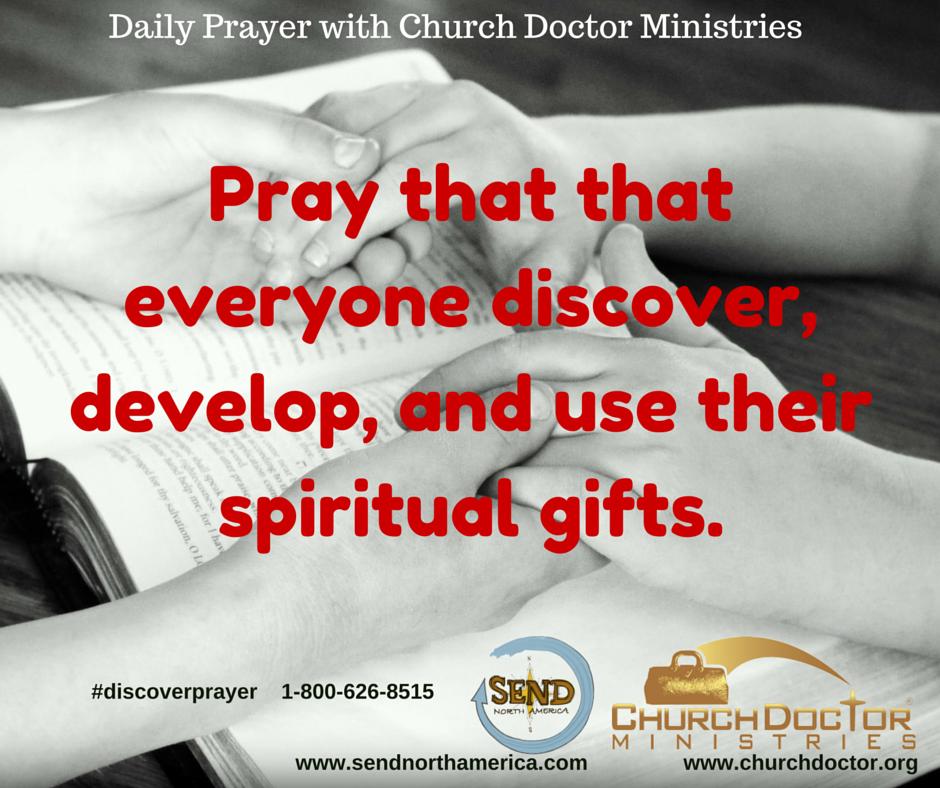 Daily Prayer — May 21, 2016