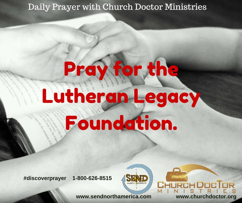 Daily Prayer — May 27, 2016
