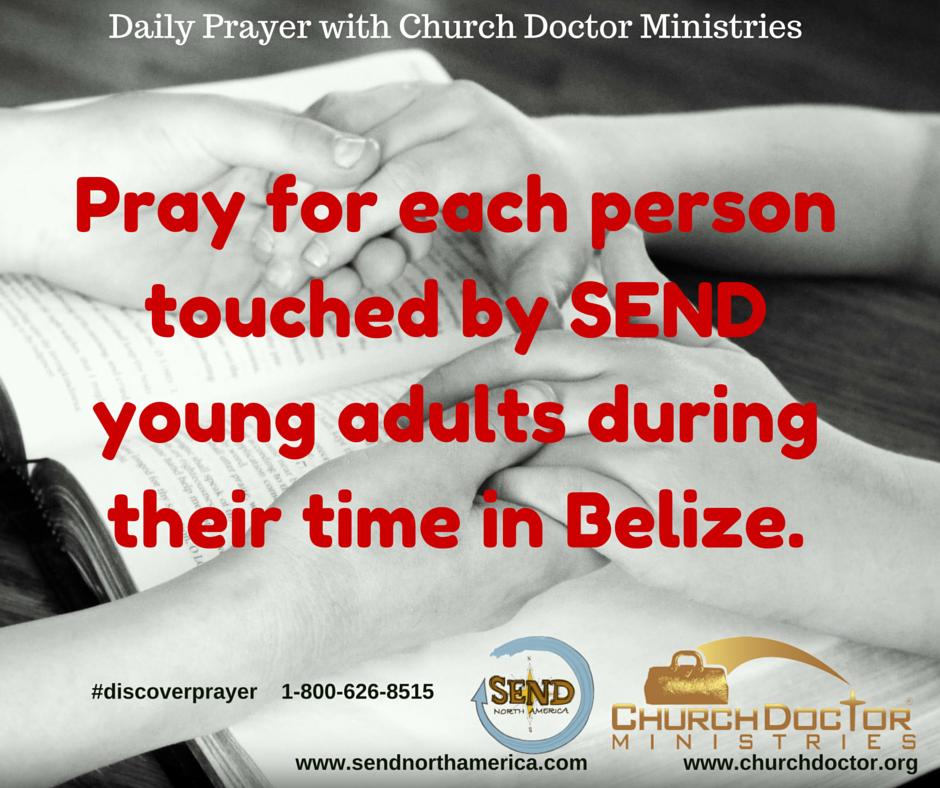 Daily Prayer — May 29, 2016
