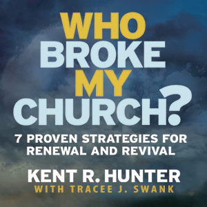 What This Christian Author Says about Who Broke My Church?