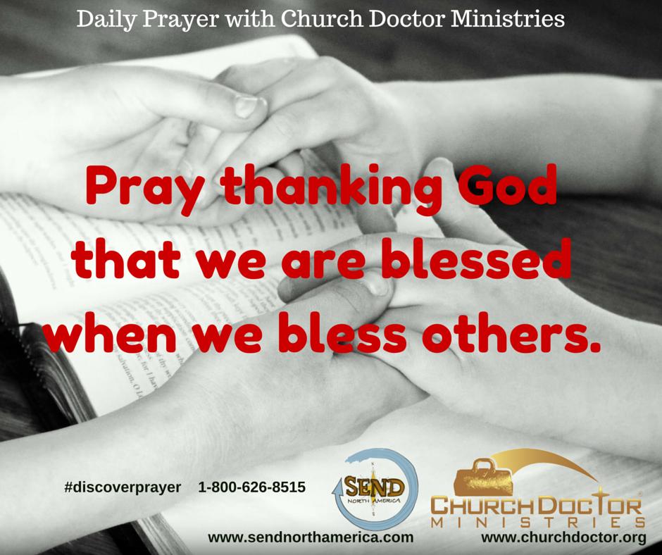 Daily Prayer – June 18, 2016