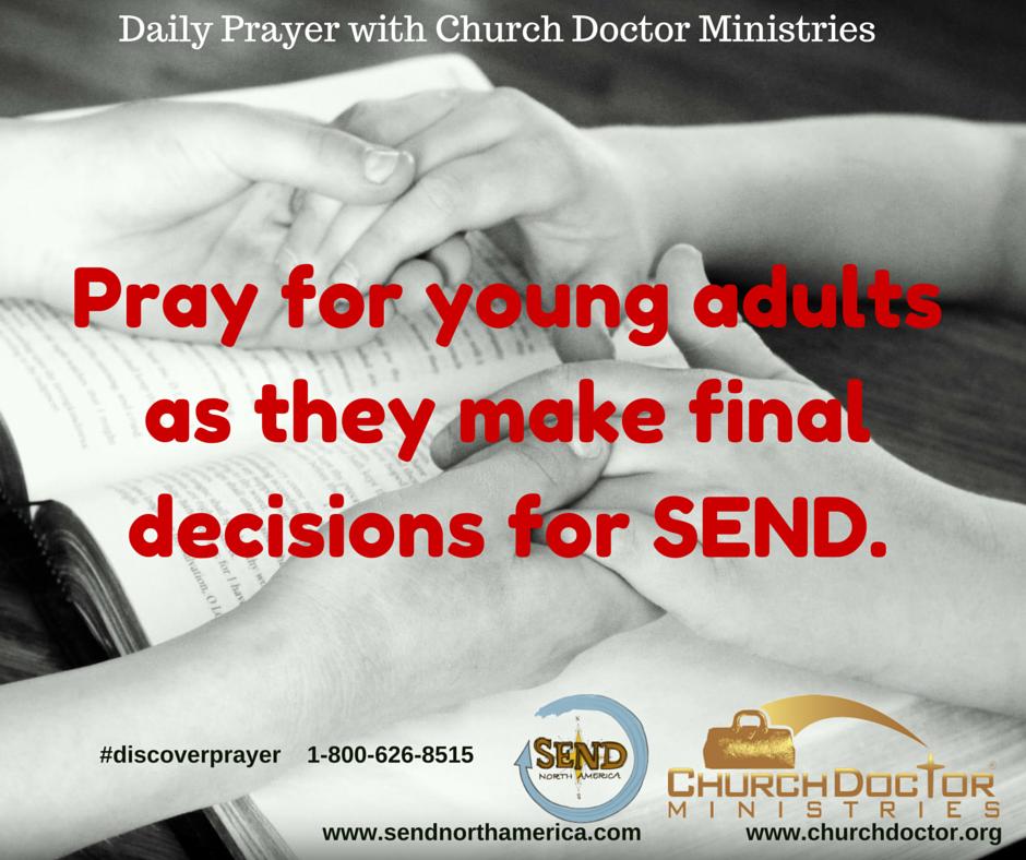 Daily Prayer — July 15, 2016