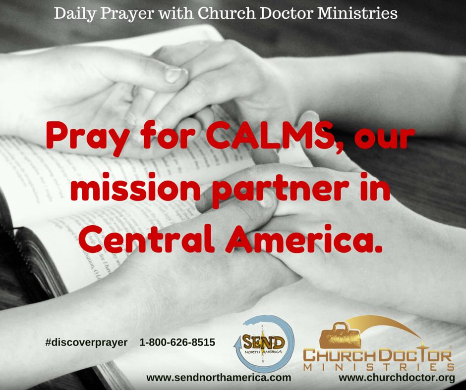 Daily Prayer — July 16, 2016