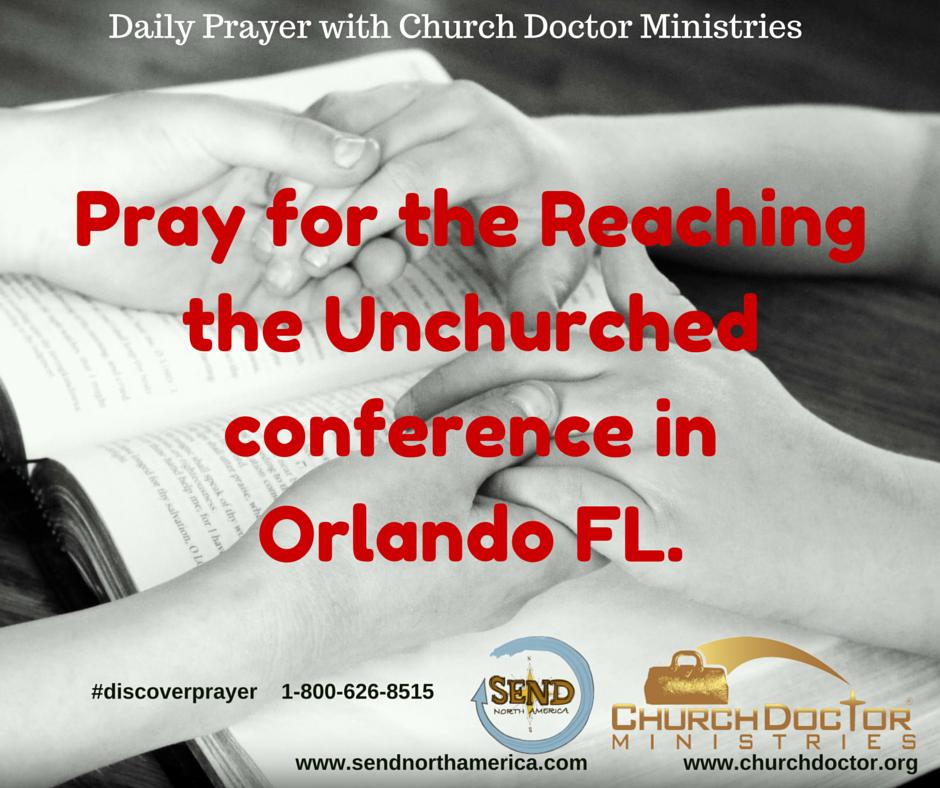 Daily Prayer — July 21, 2016