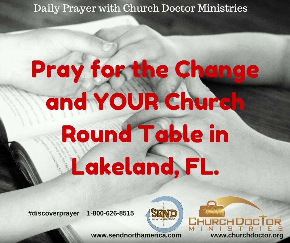 Daily Prayer — July 23, 2016
