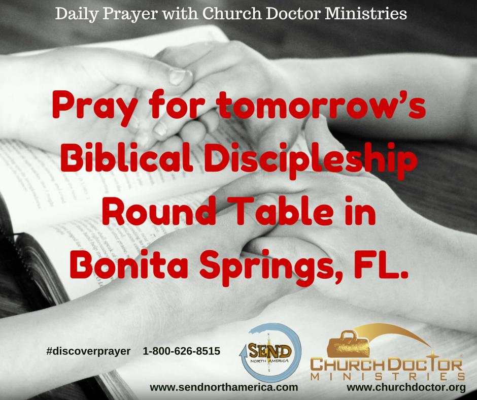 Daily Prayer — July 25, 2016