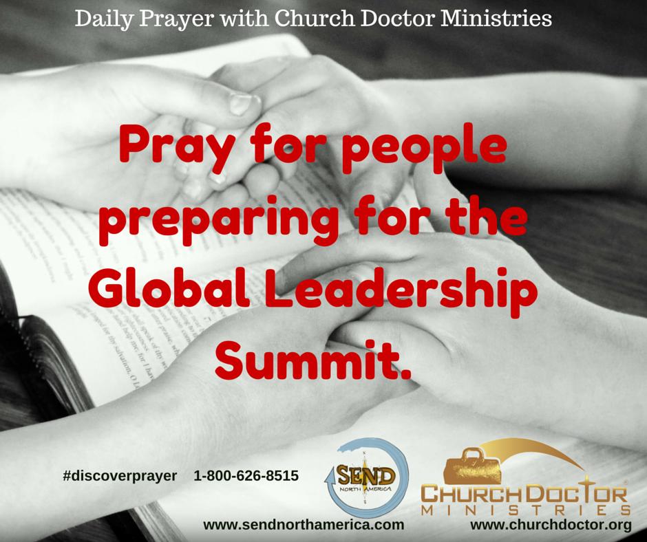 Daily Prayer — July 30, 2016