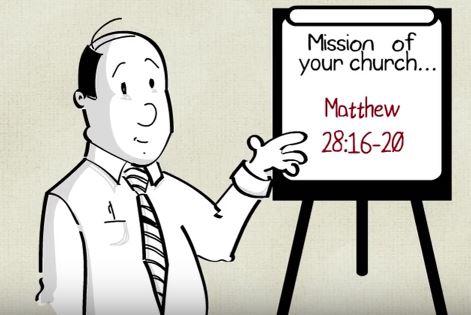 Church Doctor Ministries Diagnostic Consultation