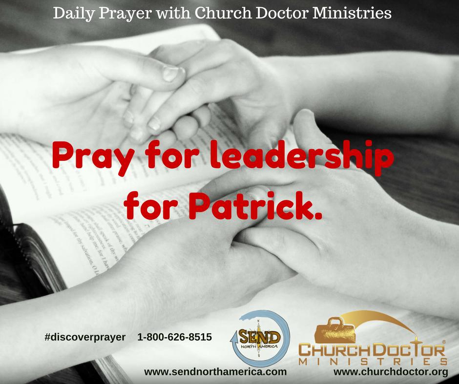 Daily Prayer — September 10, 2016