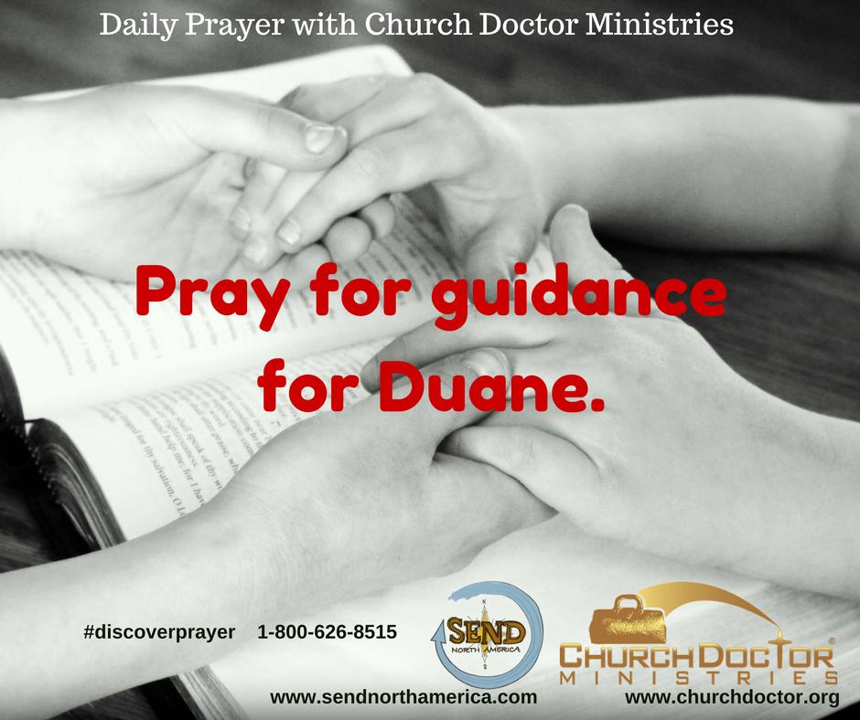 Daily Prayer — September 11, 2016