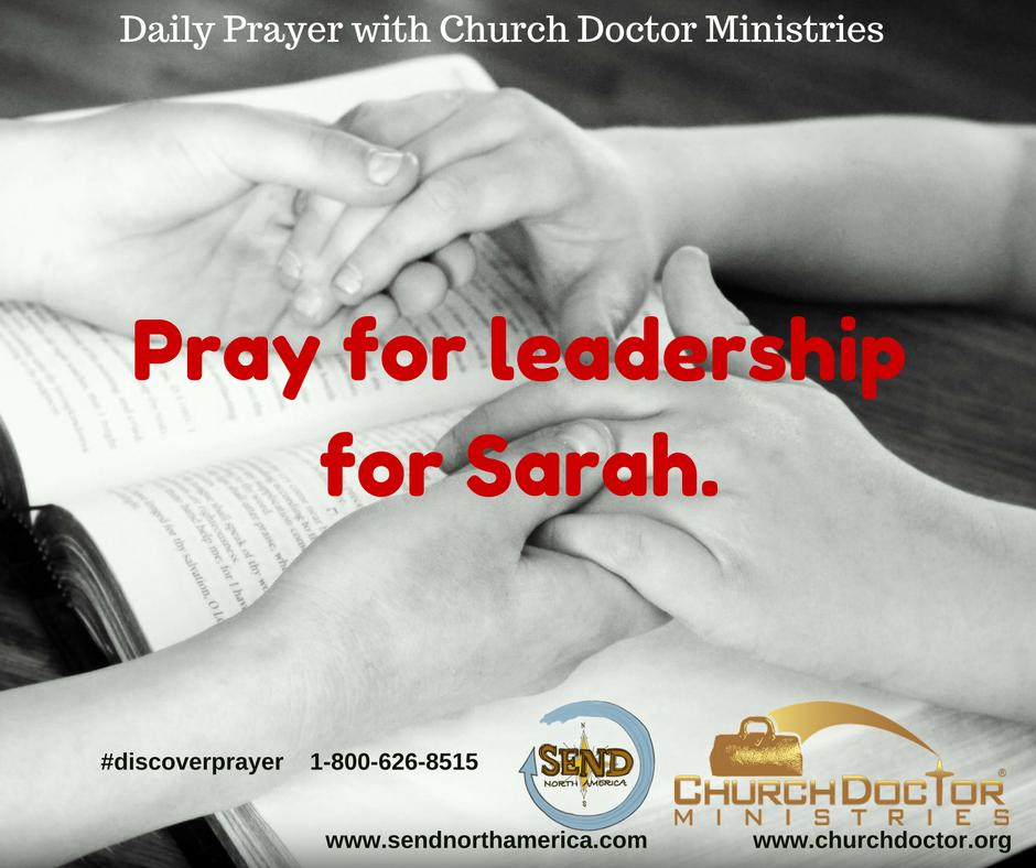 Daily Prayer — September 12, 2016