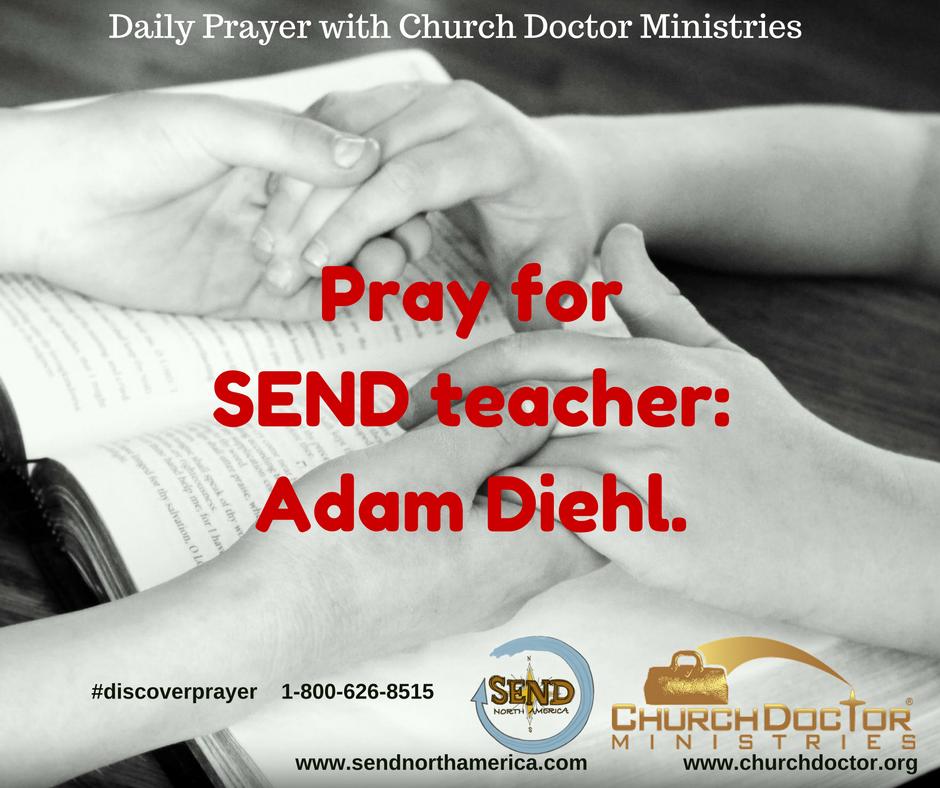 Daily Prayer — September 13, 2016