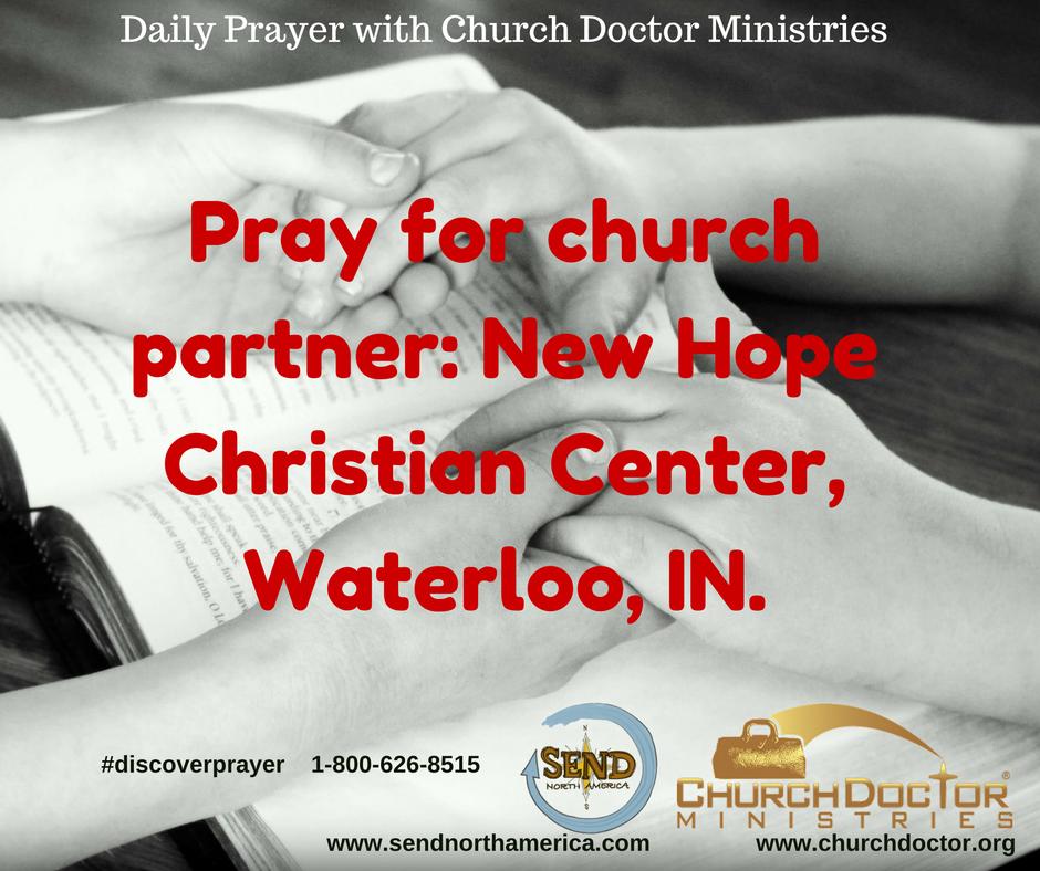 Daily Prayer — September 4, 2016