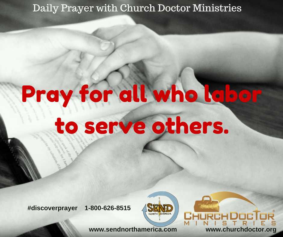 Daily Prayer — September 5, 2016