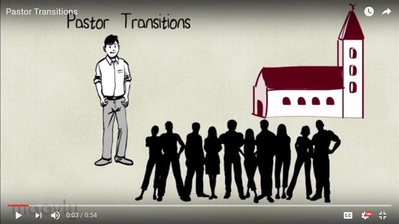 Pastor Transition