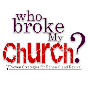 What an English Church Consultant and Researcher Says about Who Broke My Church?