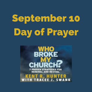 September 10 Day of Prayer
