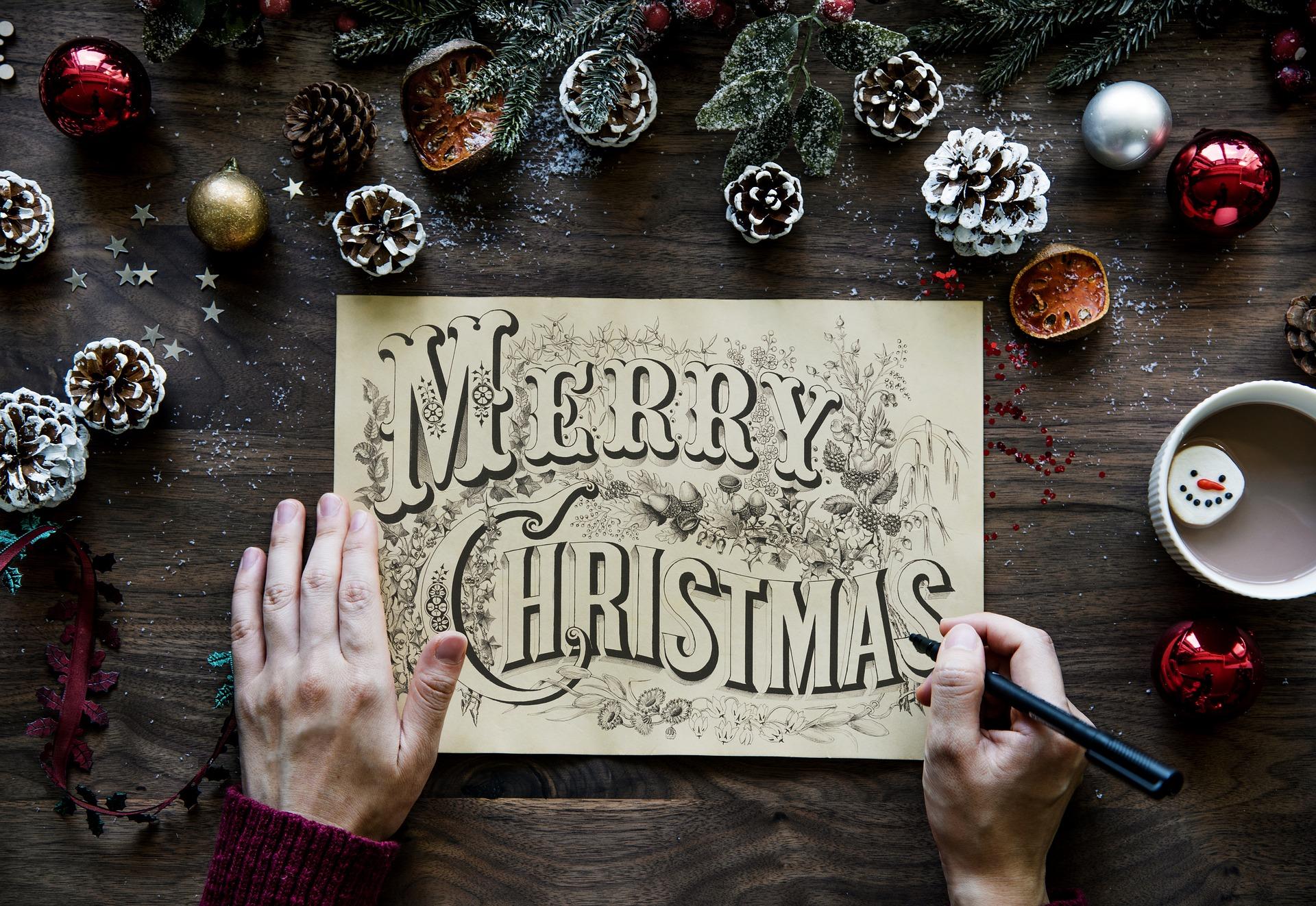 Good news! A Savior is born, Christ, the Lord