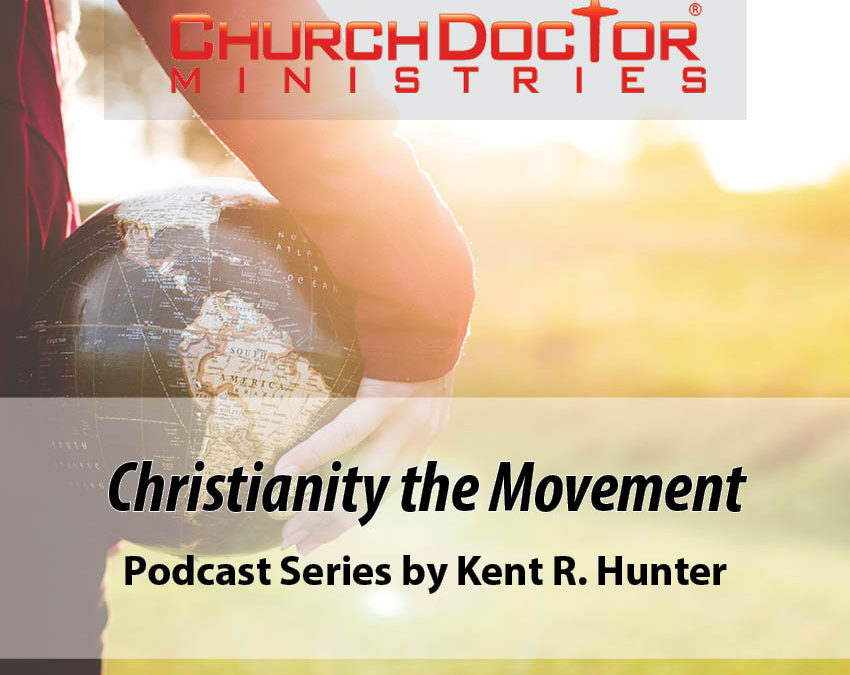 Christianity the Movement Podcast Series