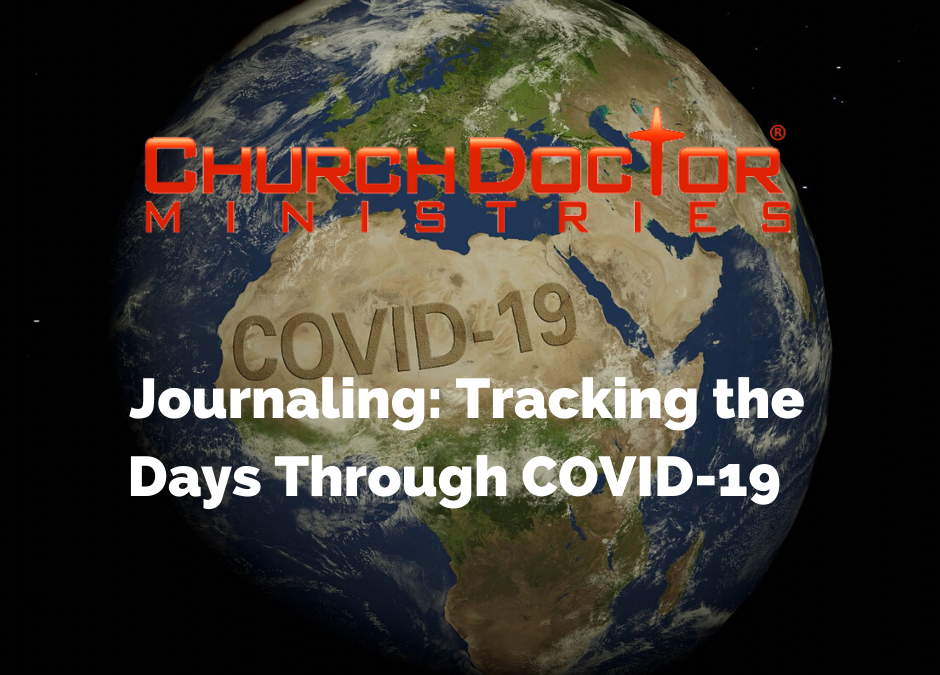 Journaling: Tracking the Days Through COVID-19
